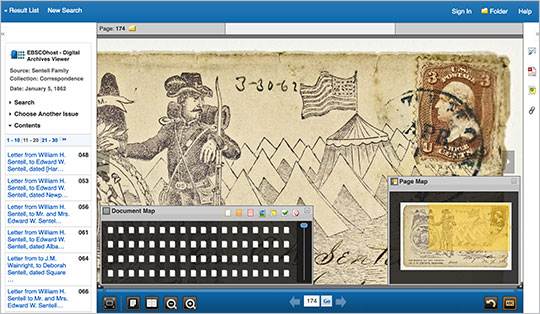 ebsco digital archives viewer