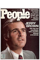 Cover: People Magazine - June 1976