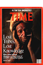 Cover: Time Magazine - September 1991