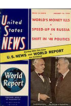 Cover: US News & World Report Magazine Archive